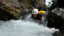 Faire du Canyoning dans les Pyrénées