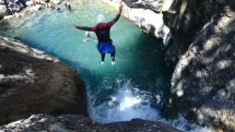 canyons sauts gavarnie